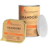Grandorf Adult Canned with Turkey