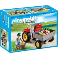 Playmobil Country 6131 Разгрузка трактора
