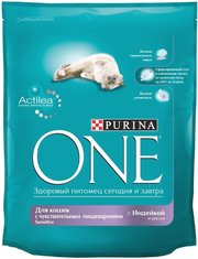 Purina ONE Sensitive Turkey фото